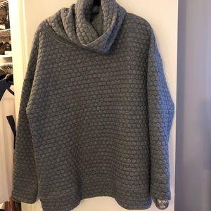 GapFit Turtleneck Sweatshirt (Size L)